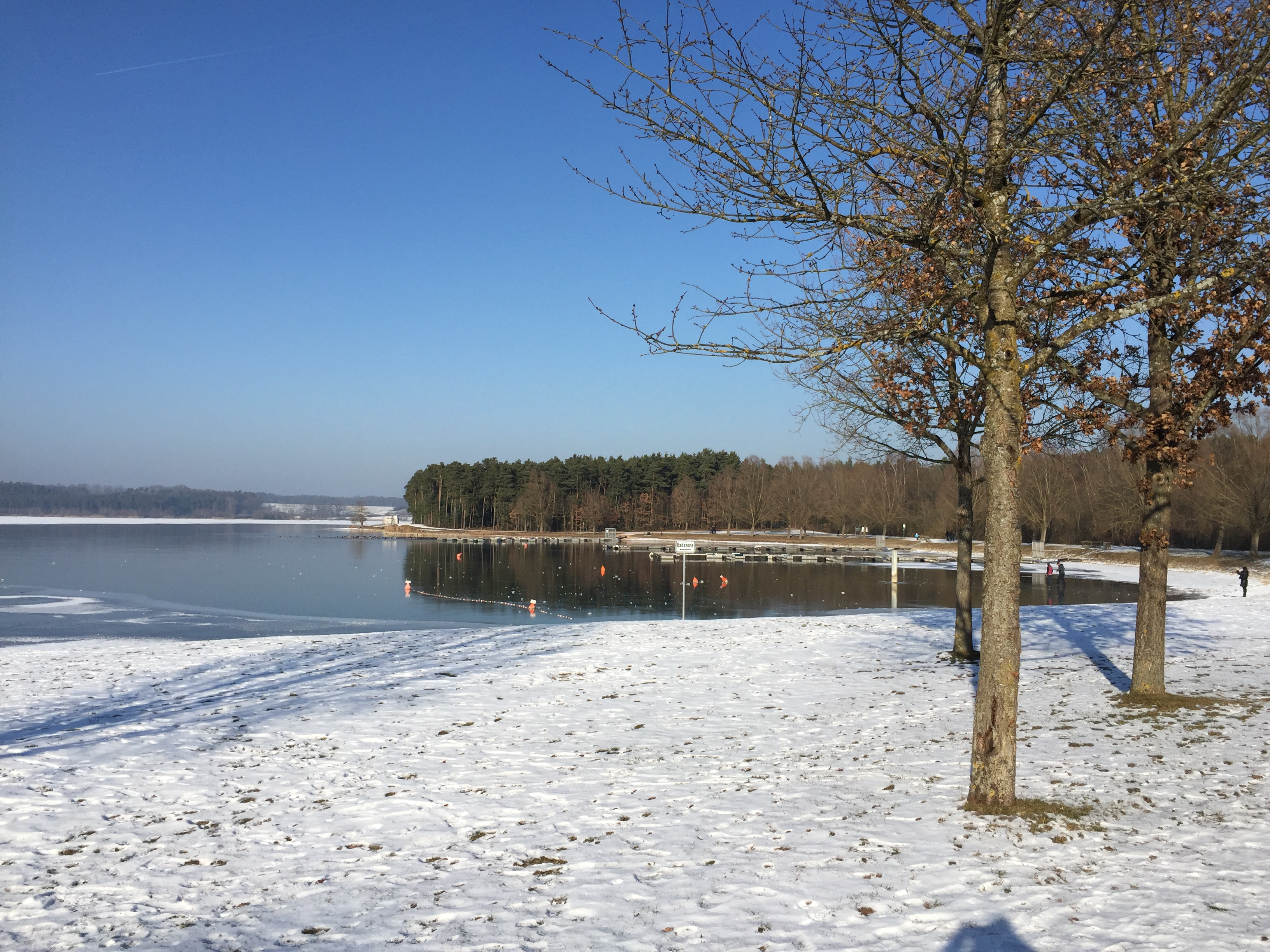 Rothsee Winter